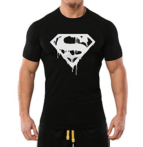 PL Legends - T-shirt - Uni - Homme Noir Noir