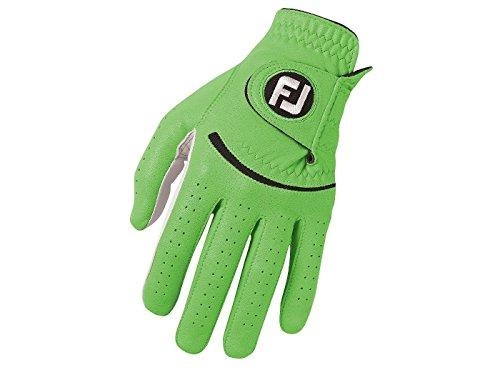 FootJoy SPECTRUM Herren Golfhandschuh LH - für Rechtshänder - Lime (M)
