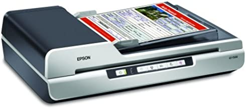 $500 » Epson WorkForce GT-1500 Document Image Sheet-Fed Scanner with Automatic Document Feeder (ADF) (Discontinued by manfacturer...