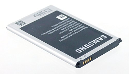 Original Akku für Samsung Galaxy Note 3 N9000, Handy/Smartphone Li-Ion Batterie
