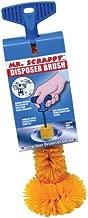 Mr. Scrappy MSB-20 Garbage Disposer Brush, Universal Fit
