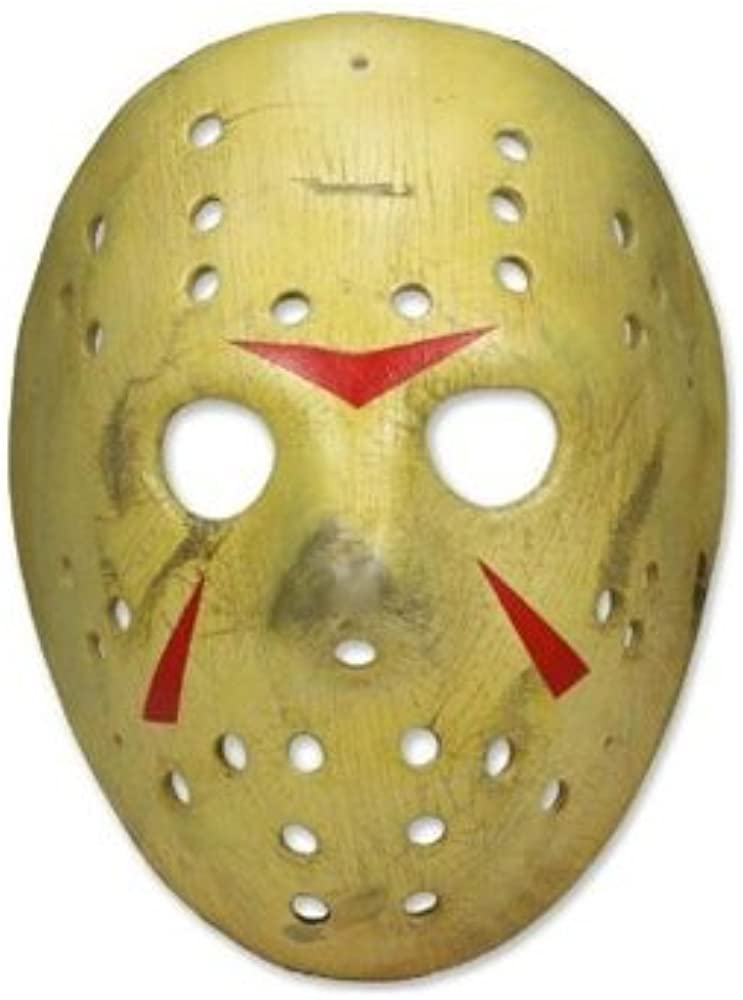 Neca friday the 13th part-3 jason mask prop replica , in resina 39779