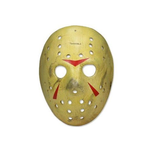 NECA Friday The 13th Part-3 Jason Mask Prop Replica