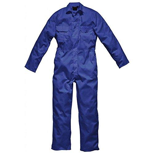 Mono de Trabajo para Hombres Buzo de Trabajo Adultos Algodón - Prenda de Protección - Tallas S, M, L, XL, 2XL, 3XL Overol Seguridad Resistente - Duradero Botones de Presión