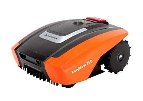 YARD FORCE EasyMow260 - Robot cortacésped para hasta 260 m�
