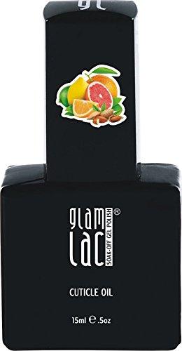 GlamLac Vernis à Ongles Cuticle Oil 15 ml