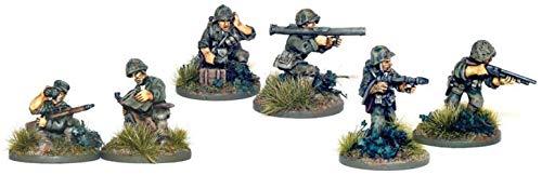Bolt Action - USMC Bazooka Sniper & Flamethrower Teams