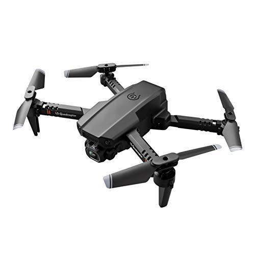 Drohne mit Kamera, Faltbare GPS Drohne mit 4K Kamera Full-HD Live Übertragung Quadcopter gesteuert inkl Koffer Kopfloser Modus Lange Flugzeit Handy gesteuert für Anfänger und Kinder (21.5x11x7cm, C)