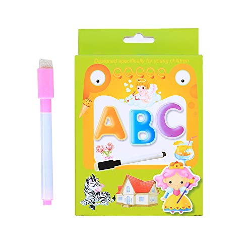 Brave669 Learning & Education Toys, Cartoon English Alphabet Numerals Math Flash Paper Cards Education Baby Toy,Best Gift for Your Child