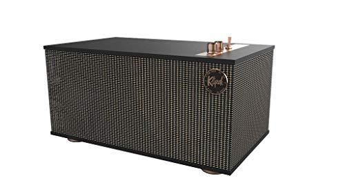 Klipsch The Three II Table Top Stereo Speaker (Matte Black)