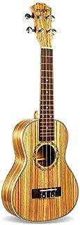 WMC Ukulele de Concierto de 23 Pulgadas, 4 Cuerdas Hawaiana Mini Guitarra Uku Ukelele Guitarra acústica con Palo de Rosa para Amante de la música