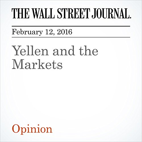 Yellen and the Markets cover art