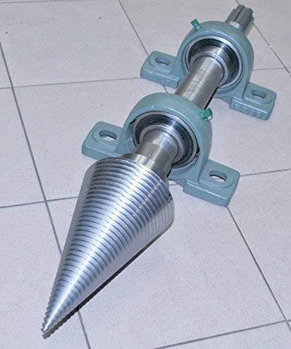 VITE SPACCALEGNA ROTATIVA CON ALBERO CARDANICO DIAMETRO 100 mm