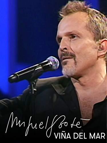 Miguel Bosé - Viña del Mar