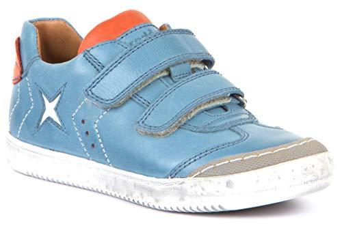 Froddo Sneaker Halbschuh Doppelklett Jeans 32