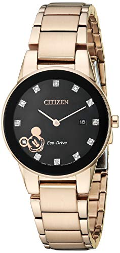 Citizen Relojes Mujer Mickey Mouse GA1056-54W