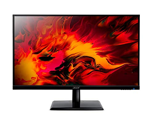 Acer EG240YPbipx 23.8 inch FHD Gaming Monitor (IPS Panel, FreeSync, 165Hz (oc), 2ms, HDR 10, DP, HDMI, Black)