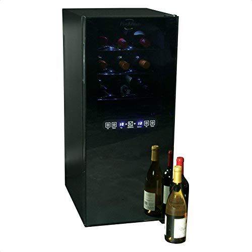 24 Bottle Freestanding Wine Refrigerator