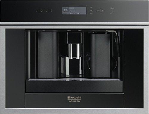 Hotpoint Ariston - Macchina per Caffe\' Automatica ad Incasso MCK 103 X/HA S Finitura Acciaio Inox da 60cm