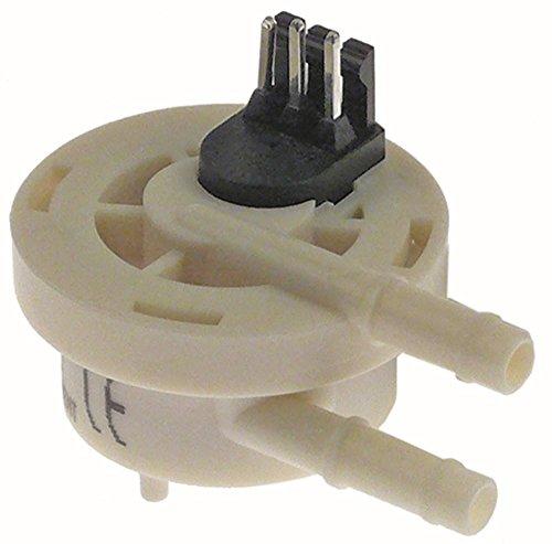 Vending Flowmeter für Kaffeemaschine Brasilia OFFICE RB2, CP2, CP1, RB2, RB1 Steckanschluss Kunststoff Schlauchanschluss 6mm NSF
