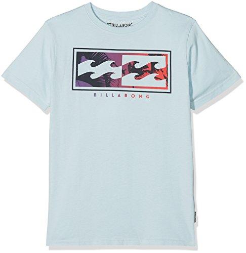 BILLABONG Inverse SS T-Shirt, Bleu Ciel, 14 Fille