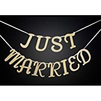 Just Married Sparkle バナー