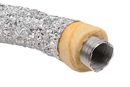 Alu-Flexrohr isoliertes, Ø 60 mm, 3 m, für MCZ Comfort Air® System