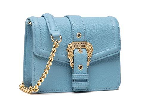 Versace Bolso Jeans Couture Mini Bandolera E1VWABF6 71578 904 Azul
