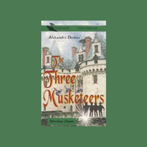 The Three Musketeers (Dramatized) audiobook cover art
