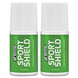 2Toms SportShield, Anti Chafe and Blister Prevention for Your Body, Waterproof, 1.5 Ounce, 2-Pack
