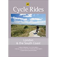 Cycle Rides: London and the South Coast (AA Cycle Rides S.) [Idioma Inglés]