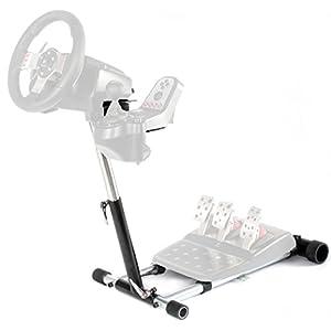 Soporte para Volante Wheel Stand Pro Compatible con Logitech G29/G920/G25/G27, Volante de Carreras –Deluxe V2