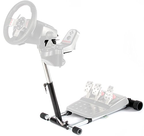 Wheel Stand Pro G Racing Steering Wheel Stand Compatible with Logitech G29, G920, G27 & G25 Wheels, Deluxe, Original V2. Wheel and Pedals Not Included.