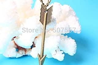 Best Friends Gift Wholesale~Arrow Necklace, Arrow Brass Necklace,Best Chosen Gift,Personalized