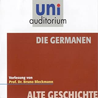Die Germanen Titelbild