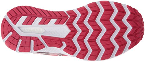 Saucony Women's Triumph ISO 3 Running Shoes, Pink/Berry/Silver, 6.5 UK