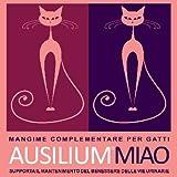 DEAKOS Ausilium Miao- Barattolo da 300 g- Complemento Alimentare per cistiti e infezioni alle Vie urinarie- con D-mannosio