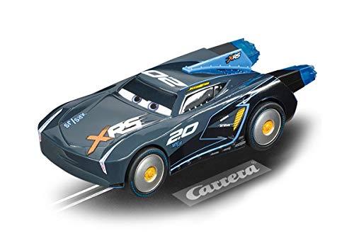 Carrera 20064164 Disney·Pixar Cars-Jackson Storm-Rocket Racer