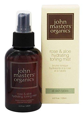 JOHN MASTERS ORGANICS Bruine Tonique Hydratante à la Rose/à l'Aloès 125 ml