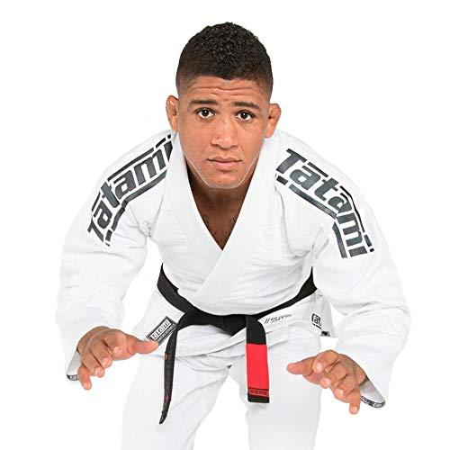 Tatami Fightwear BJJ GI, Comp SRS Lightweight 2.0, weiß GI-Größe A3