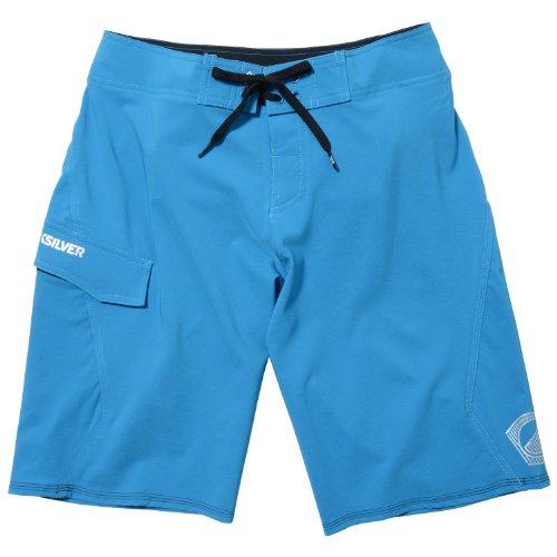 Quiksilver Herren Boardshorts Kaimana Apex Uea21, Cyan/Reef, 32