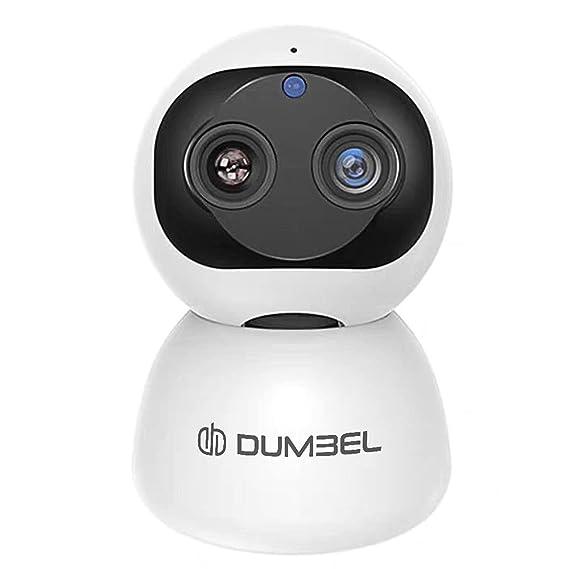 DUMBEL DashX CareCam Pro 10X Zoom 360