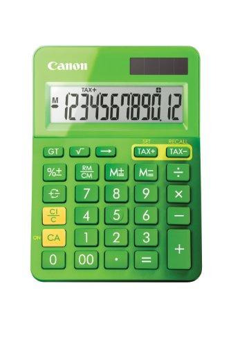 Canon 9490B002AA Tischrechner LS-123K-MGR, grün