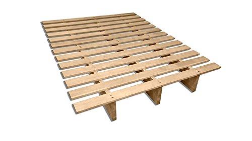 Futon On Line Cama EKO-Bed, 200x140x26 cm