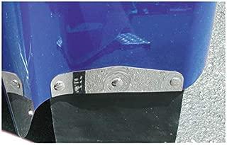 Stainless Steel Front Fender Mud Flap Bracket Fits Kenworth W900