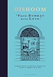 The front cover of Dishoom - From Bombay with Love