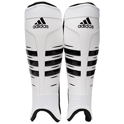adidas Hockey SG Shin Guards, Adultos Unisex, White/Black, M