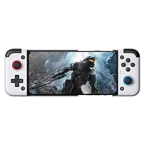 GameSir X2 Type-C Mobile Gaming Controller, Game Controller für Android, Plug & Play Game Controller unterstützen Cloud Gaming, MC5 und mehr(2021 Neue Fassung)