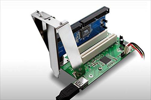 『エアリア 拡張ボードの旧世主 第二章 PCI Express x1 PCI 2スロット 変換 ライザーカード 33MHz 66MHz 5V 3.3V SD-PECPCiRi2』の4枚目の画像