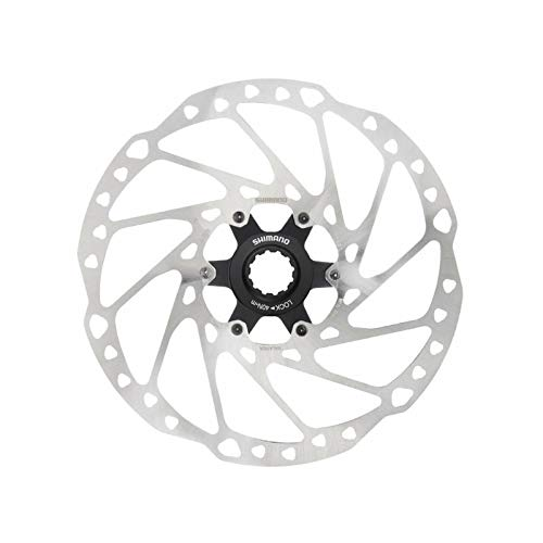 Deore Disc Rotor SM-RT64 Center Lock 140 mm 160 mm 180 mm 203 mm (Color : 160mm Bulk)